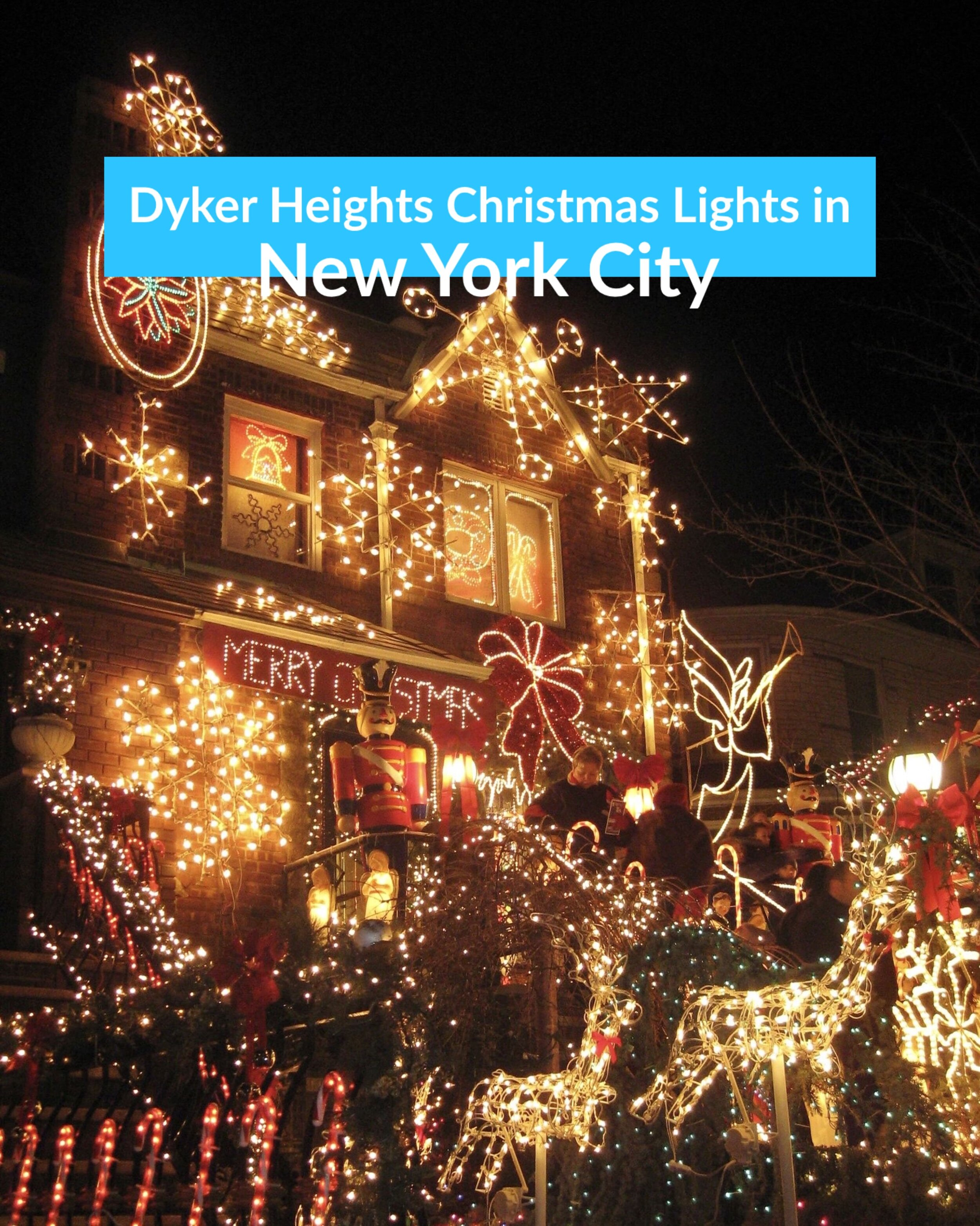 Nyc 2020 Christmas Lights Dyker Heights Christmas Lights: A Complete Guide | Marco Feng