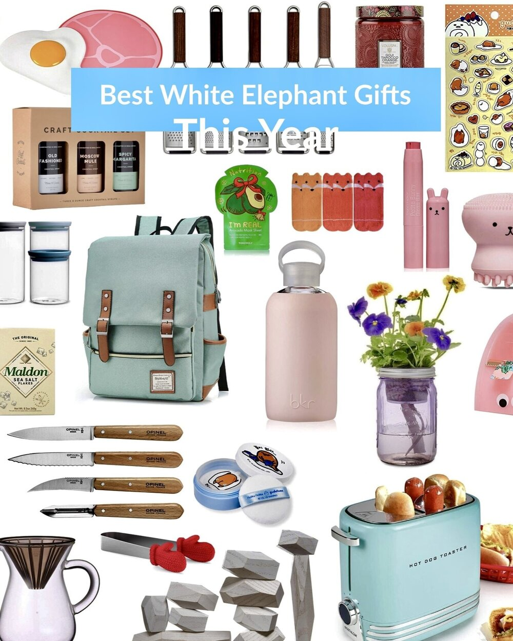 20 White Elephant Gift Ideas Everyone Will Fight for   Marco Feng