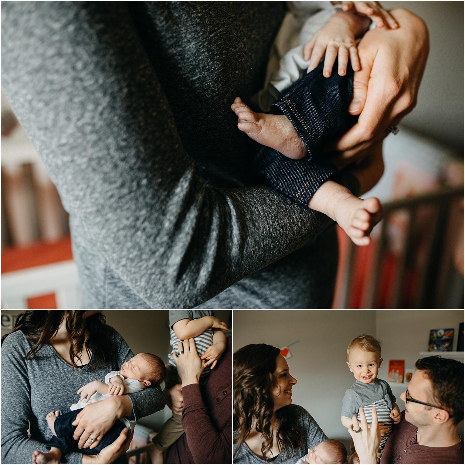 newborn photographer springfield mo