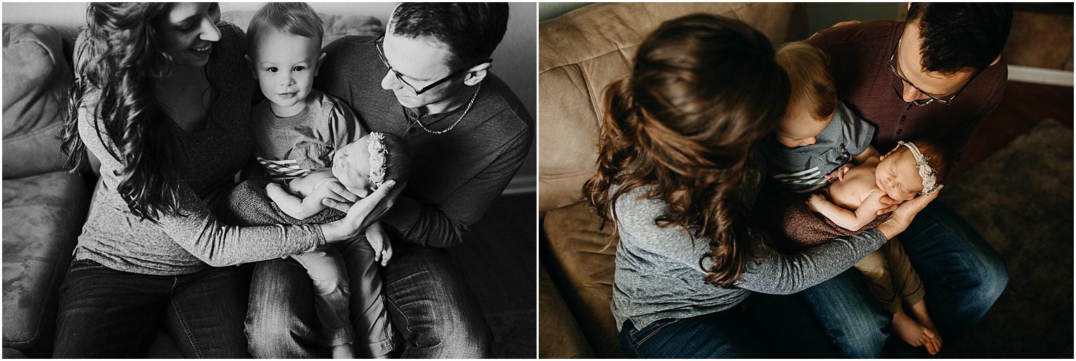 newborn portrait photography springfield mo
