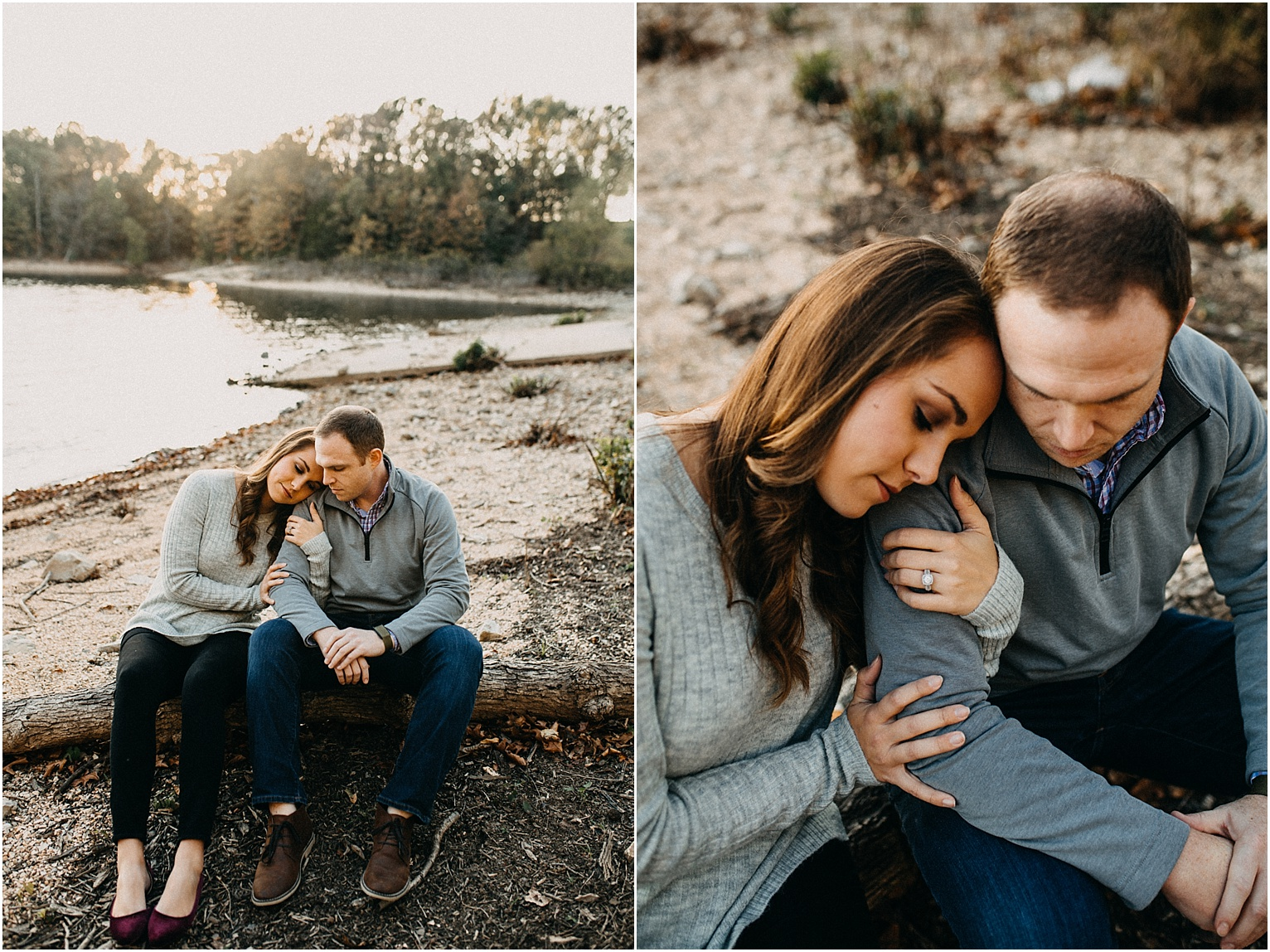 engagement photographer springfield mo