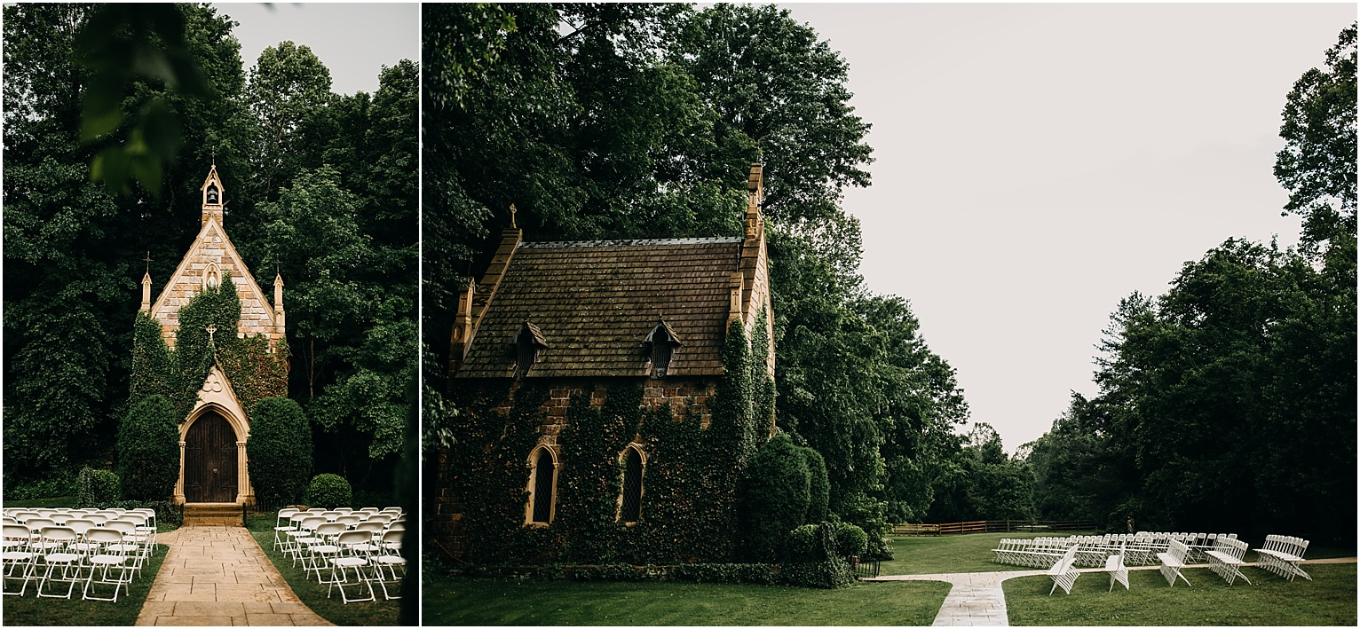 st Catherines at bell gable wedding venue