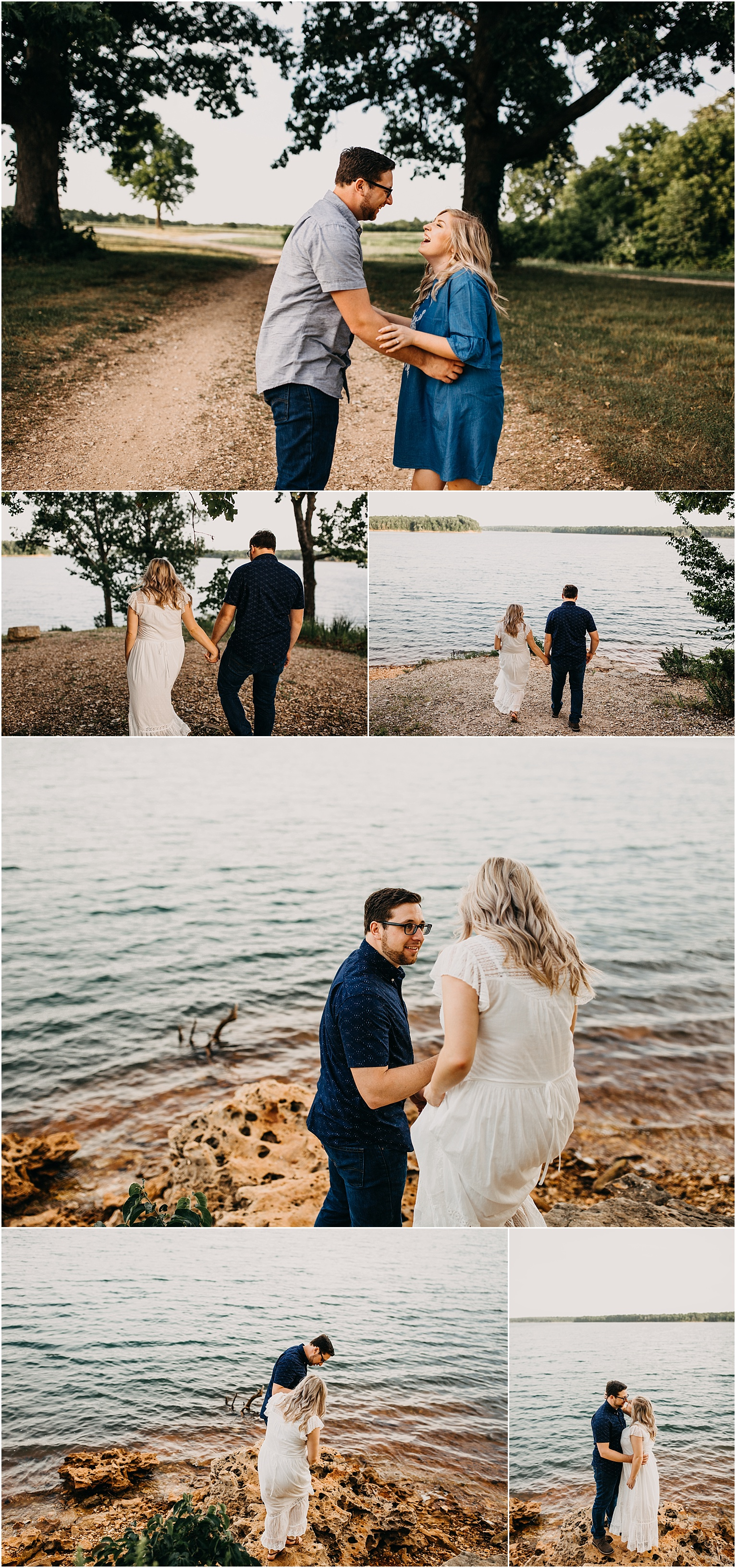 missouri engagement photographer