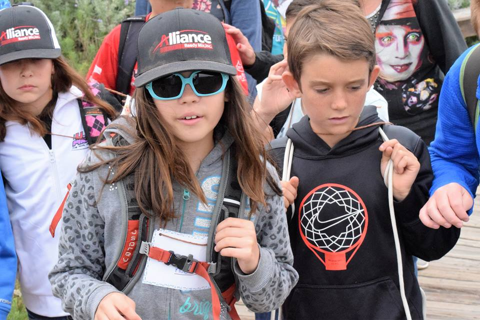 Delphinus School of Natural History  began providing field trips to local elementary students from Branch Elementary in Arroyo Grande, Ca