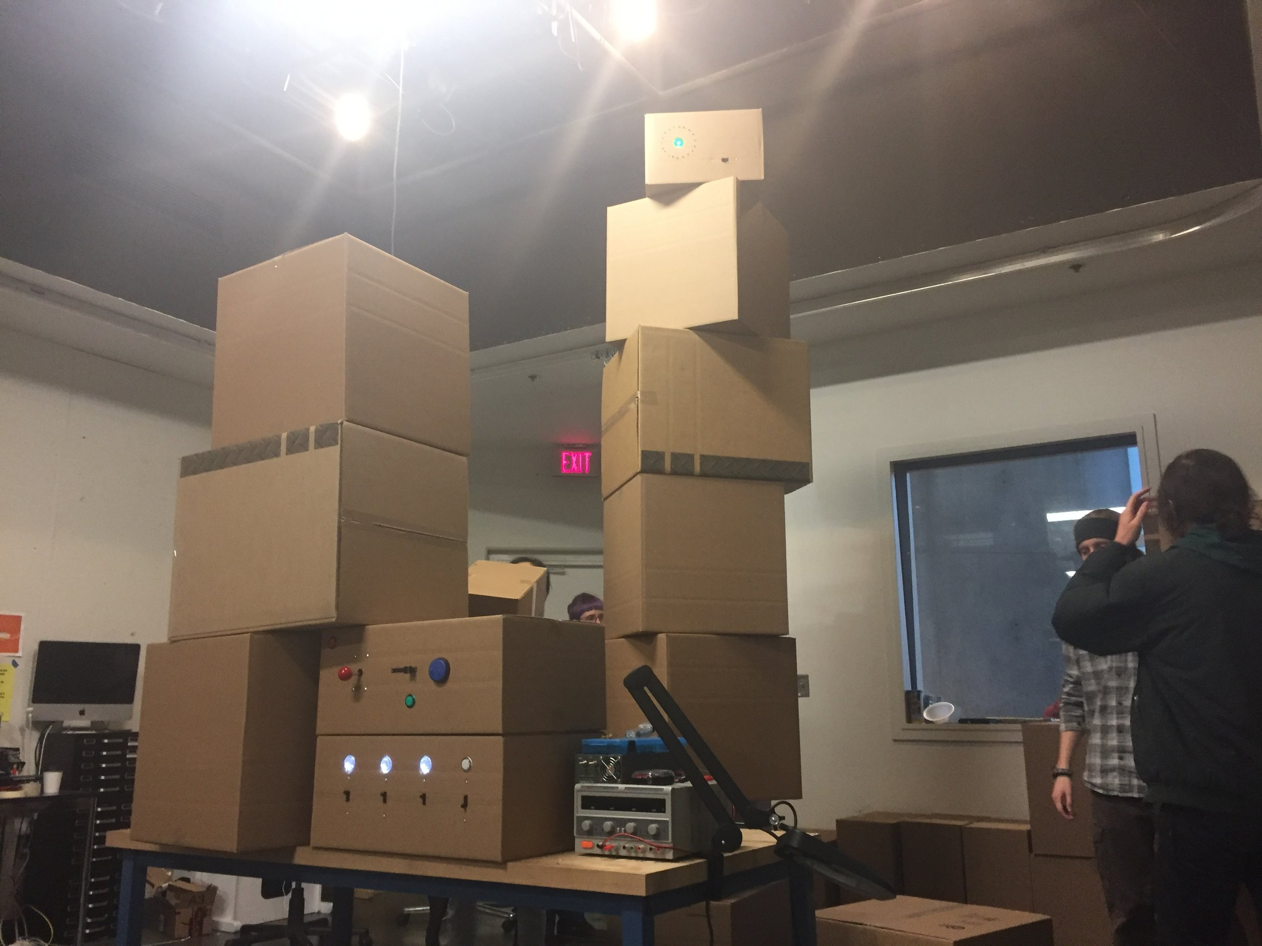 Boxes 2016 (Collaboration with Viditya Voleti)