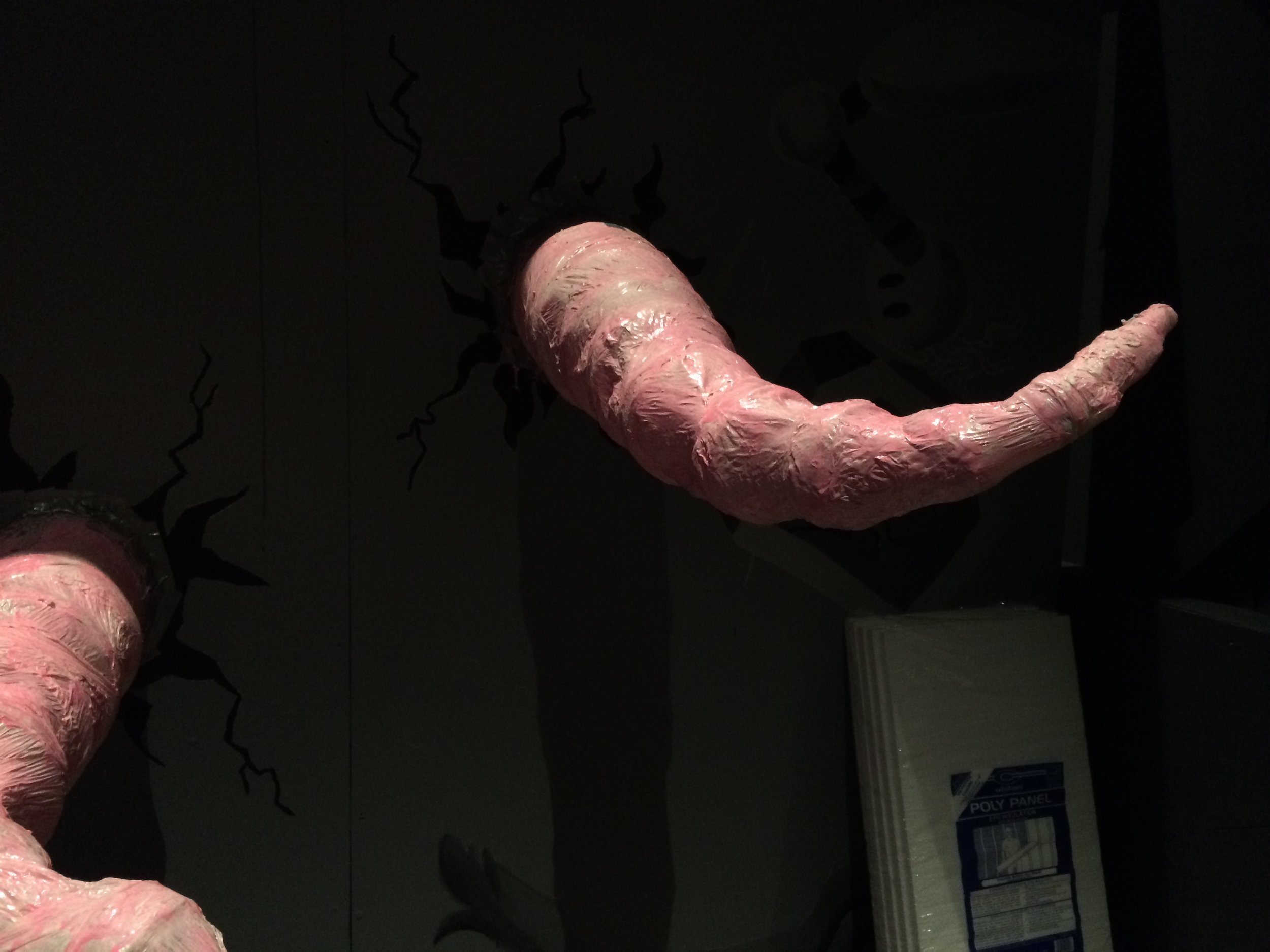 Tentacle Puppet 2014