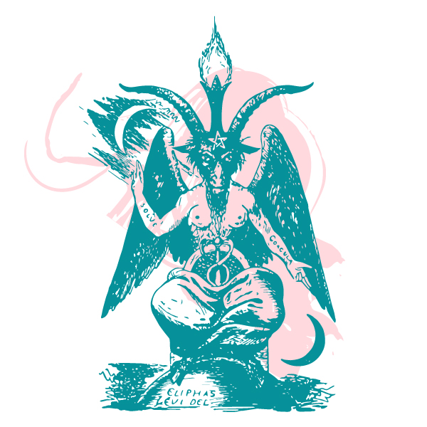 witchraft for writers spell nature baphomet
