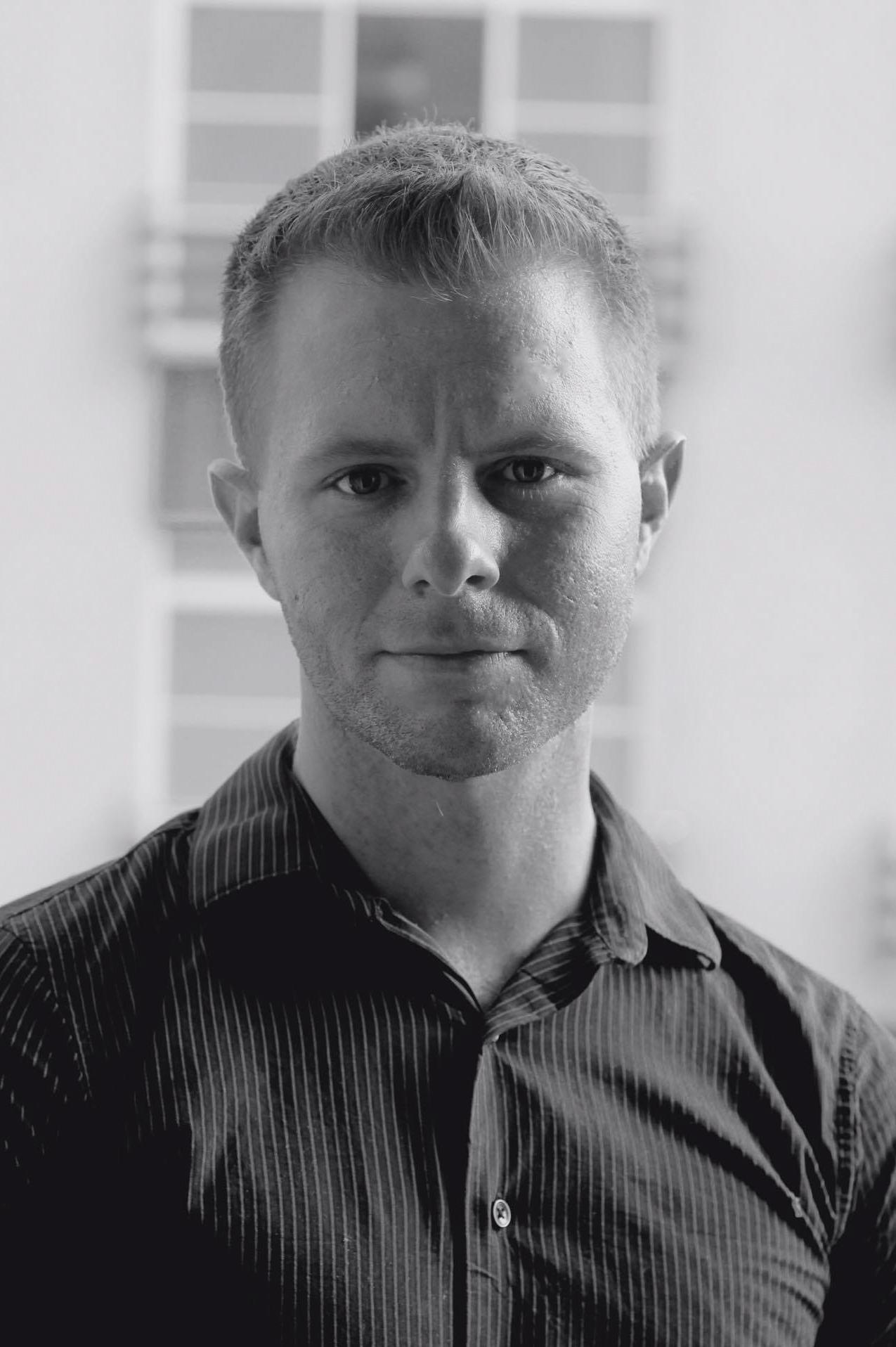 Jarrett Davis     Associate Consultant