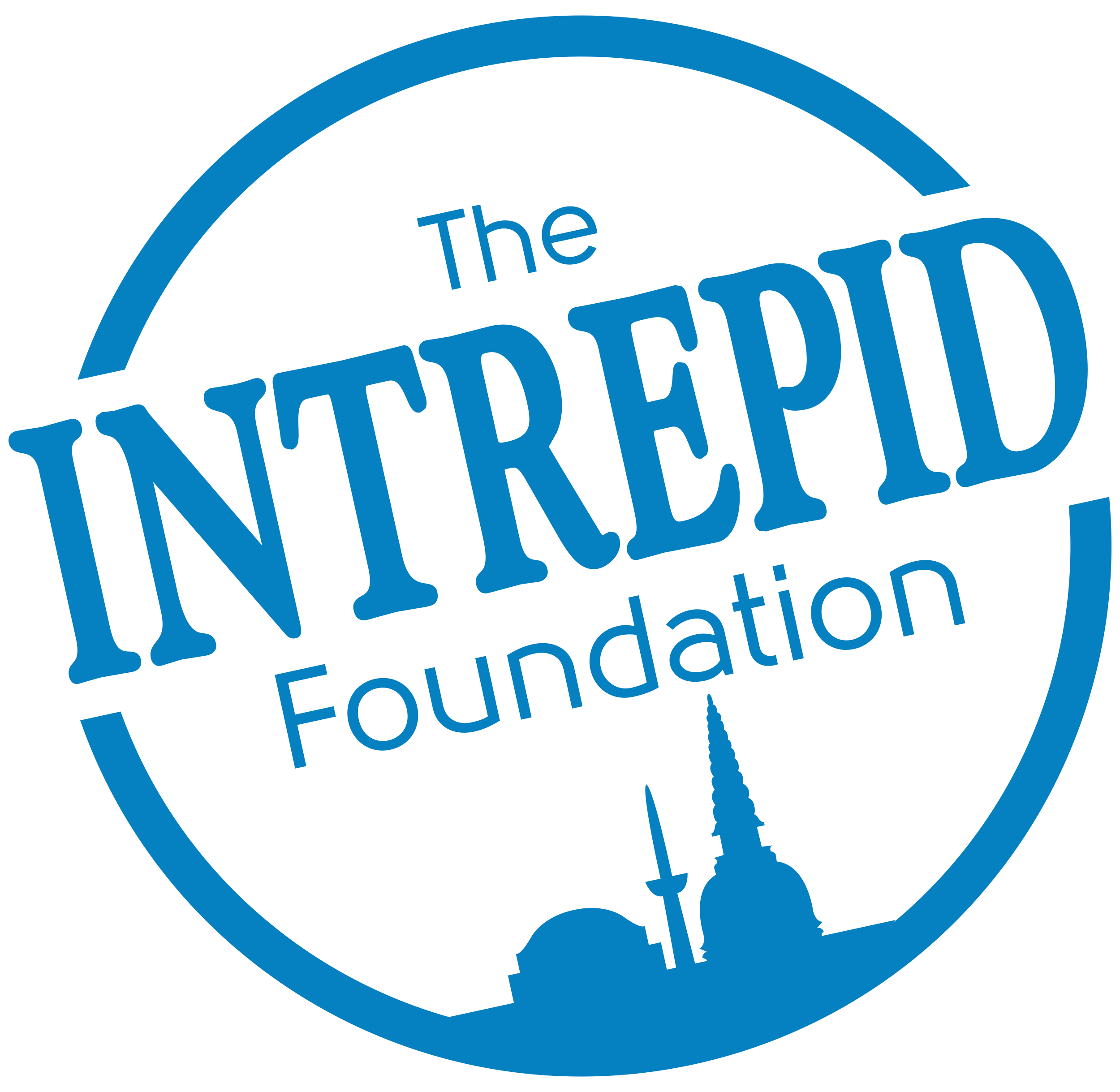 The Intrepid Foundation