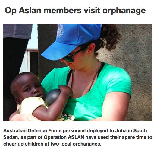 Image source:https://www.army.gov.au/media-room/media-releases/op-aslan-members-visit-orphanage