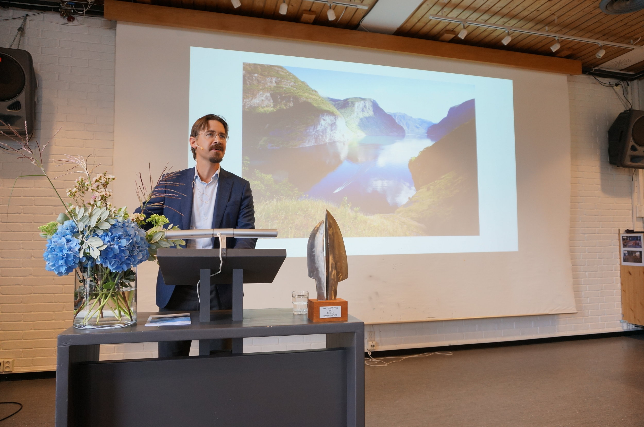 Joakim Hammerlin of Nansen Academy on the role of trust in the Nordic region