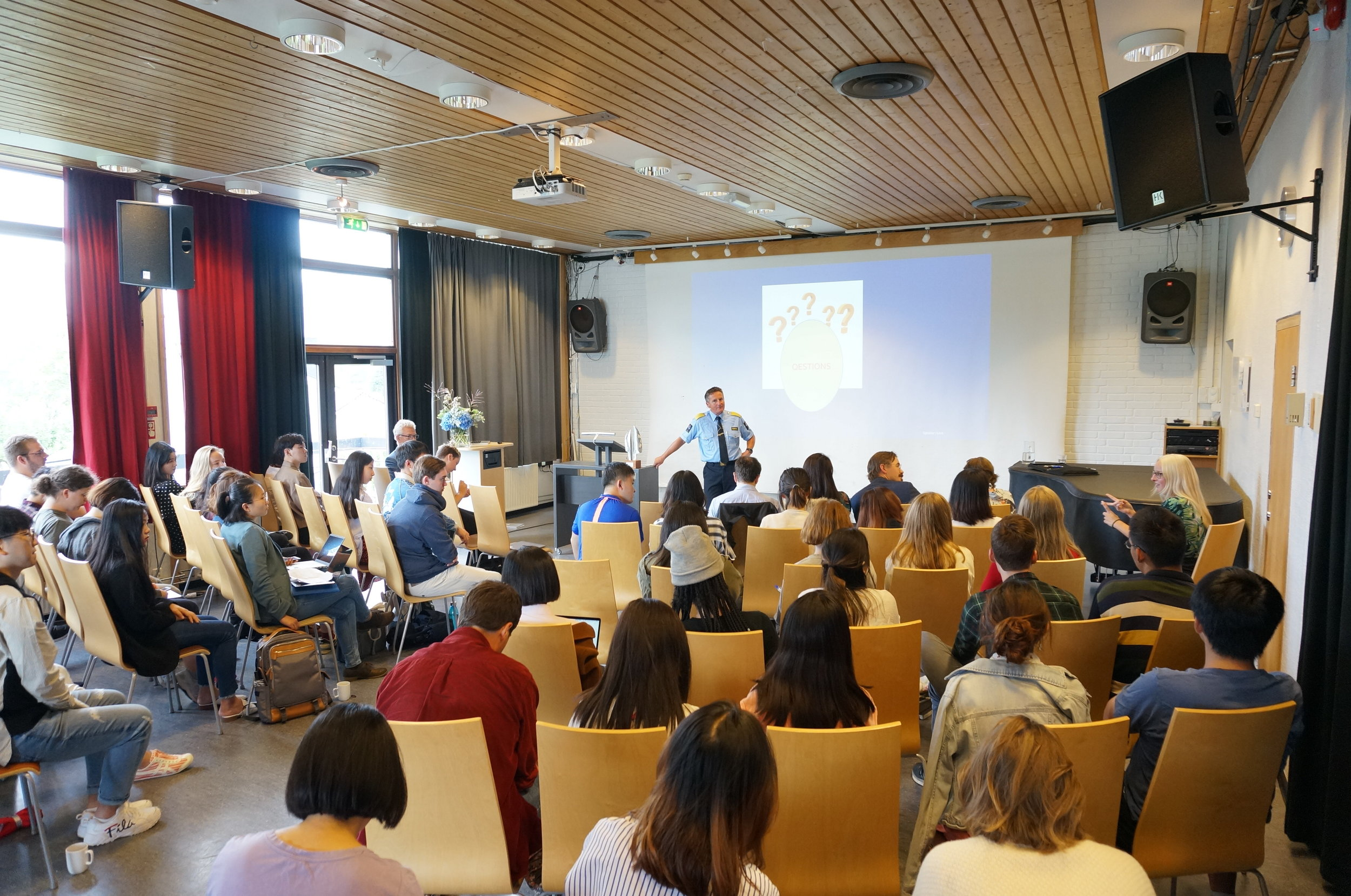 Q&A on Norwegian perspectives on crime and punishment