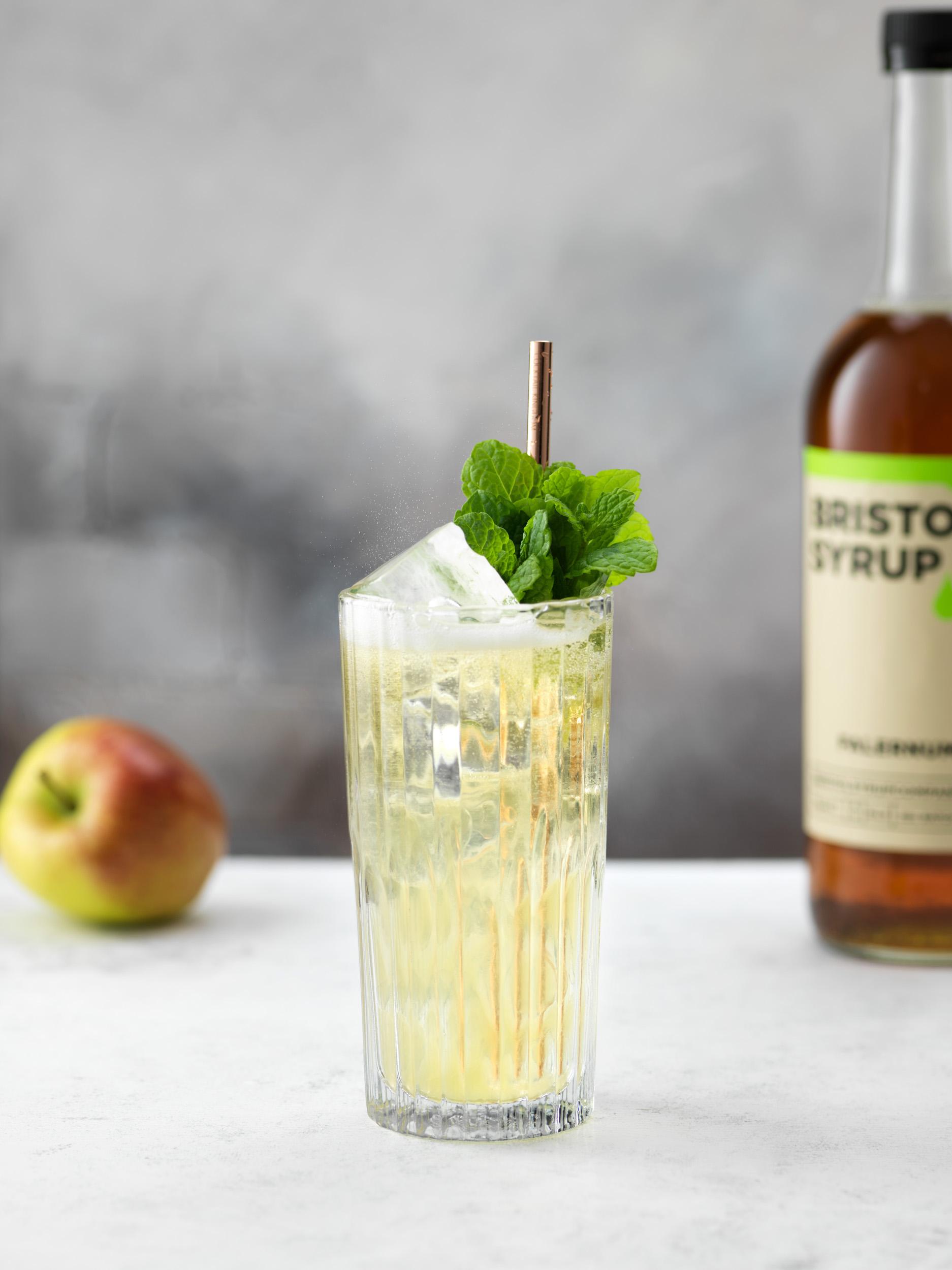 Bristol Buck cocktail