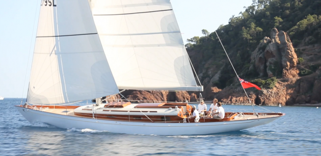 Fairlie 55 in Cannes