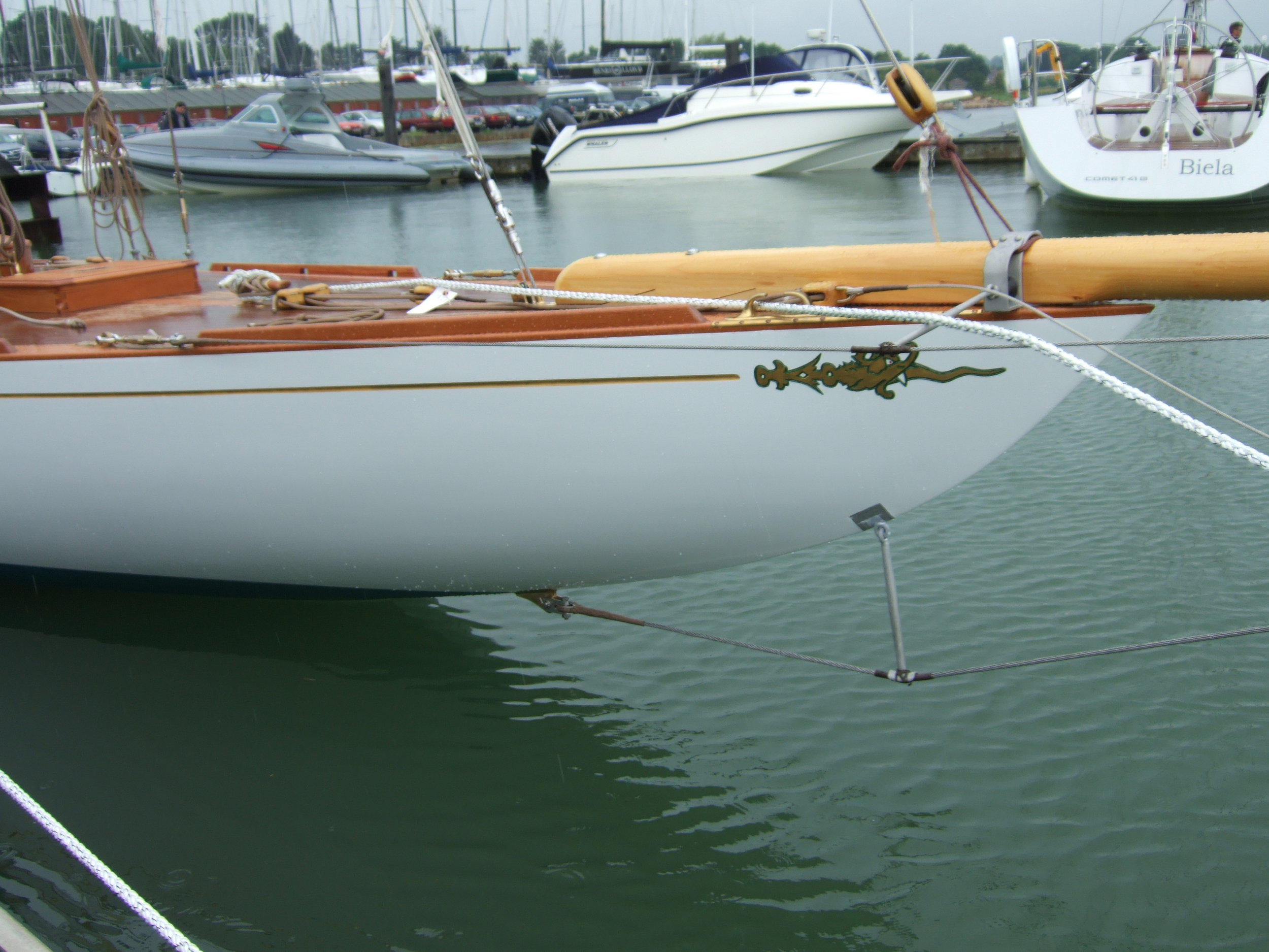 Fairlie Yachts launches the 8 Metre Lucky Girl