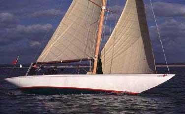 Carron II on starboard