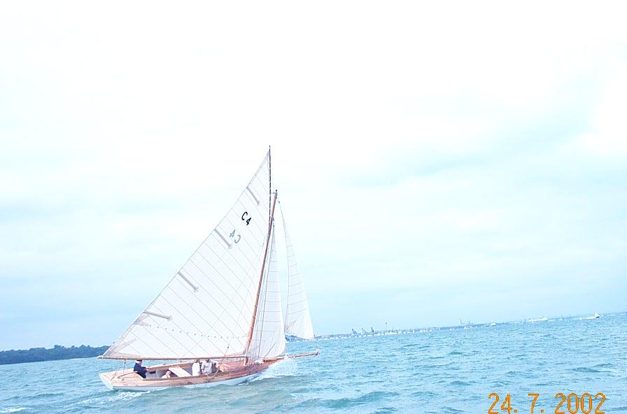 'T' sea trials