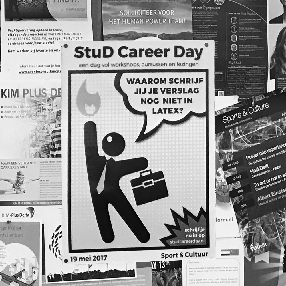 <b>StuD Career Day</b><br>2017