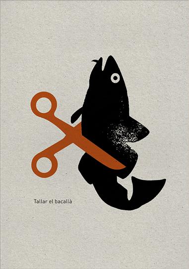 Tallar el bacallà