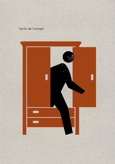 Sortir de l'armari