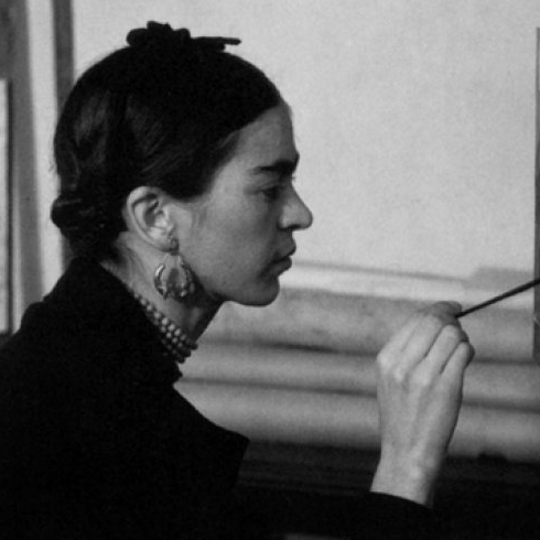 """To paint is the most terrific thing there is, but to do it well is very difficult."" - Frida Kahlo"