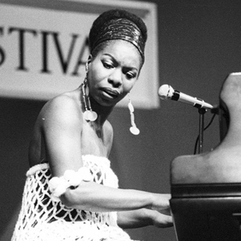 """It is an artist's duty to reflect the times in which we live."" - Nina Simone"