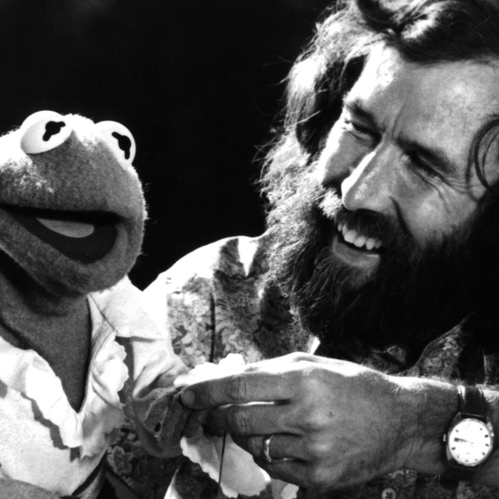 """My hope still is to leave the world a bit better than when I got here."" - Jim Henson"