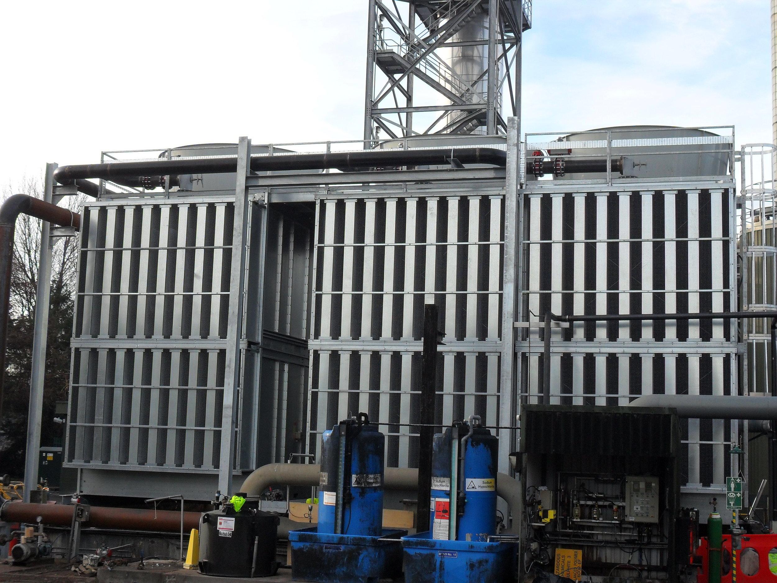 Tower installation 25 Mw<br>2010 Distillery