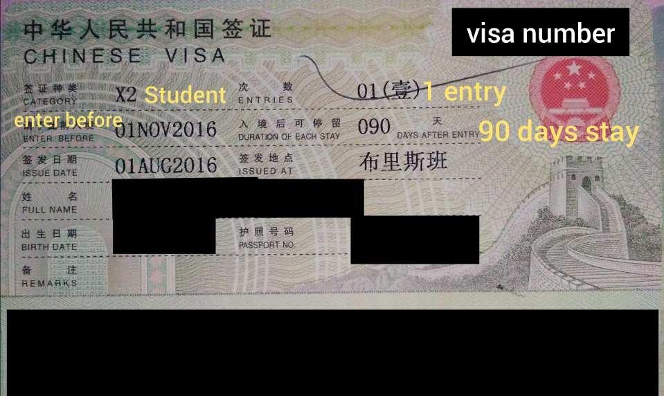 Chinese Student Visa Yu Kung Fu Shaolin And Kickboxing School China Survival Guide