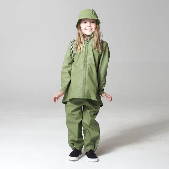 GO SOAKY - STYLISH RAINWEAR FOR RAIN LOVING KIDS
