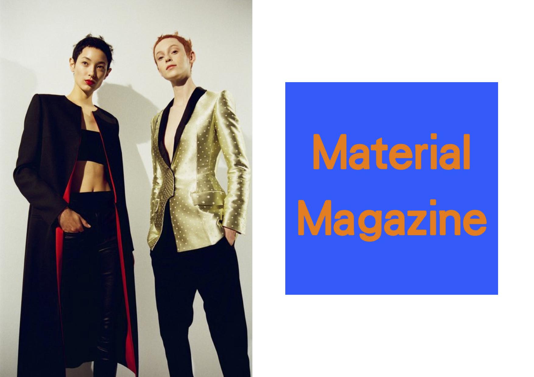 Material Magazine