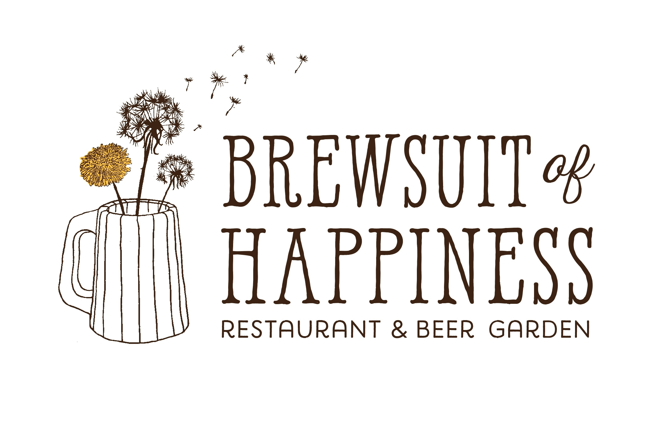 BREWSUIT OF HAPPINESS  Identity