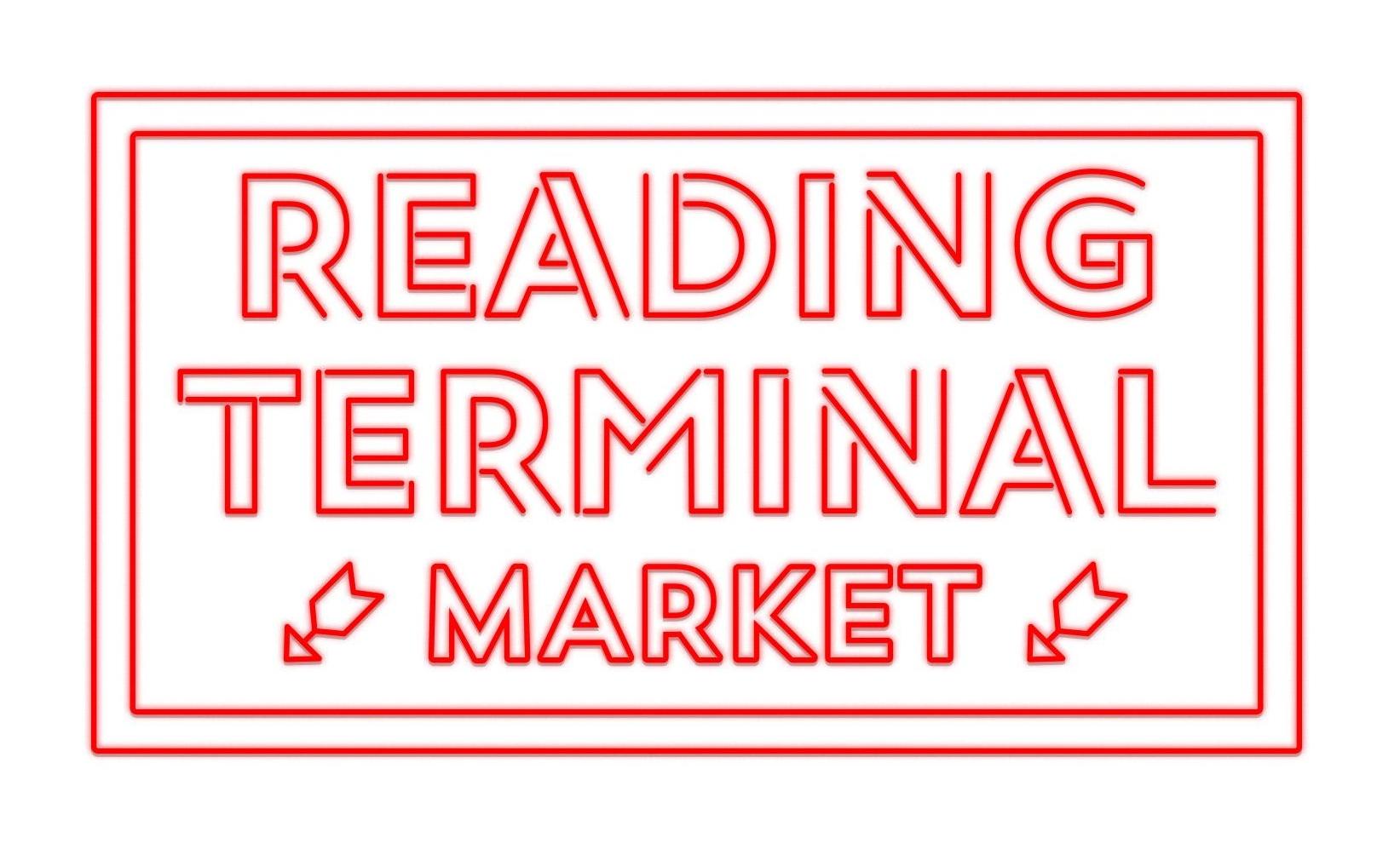 READING TERMINAL MARKET  Branding