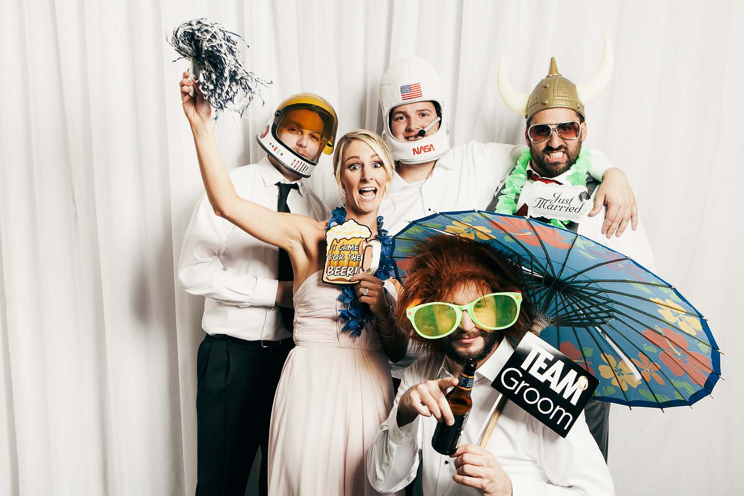 Great Wedding Photo Booth Rhode Island