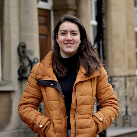 Joanna Chedgey   Hi, I'm Joanna (most people call me JoJo) and I study French. Bristol is such a great place to live as a student- I personally am such a fan of the coffee and charity shops here. Coming to uni as a Christian can be a real challenge but I found getting stuck into my hall CU on top of church a huge encouragement to know I wasn't the only Christian where I was living. I'm super excited to be co-leading Churchill's hall CU this year with Katie and can't wait to meet you all and see what God has planned for us as a hall CU as we study the Bible, pray and have a fun together! If you have any questions about hall CUs or uni life in general feel free to contact me at  el18409@bristol.ac.uk .