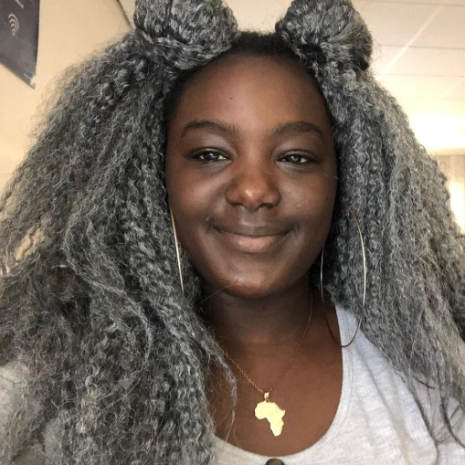 Kemi Talabi   Hiya I'm Kemi Talabi, I'm a 2nd year maths and philosophy student at the University of Bristol and I'm so excited to be one of your hall CU leaders for the next year. Hall CUs are so useful in helping to keep your focus on the Lord whilst adjusting to university life and I'm really looking forward to taking part in what I pray will be a fun and enjoyable experience for you. My interests include cooking, reading and singing. If you have any questions about university or just want to have a general chat feel free to email me at  Ig18562@bristol.ac.uk . God bless