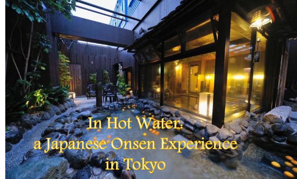 a japanese onsen in tokyo