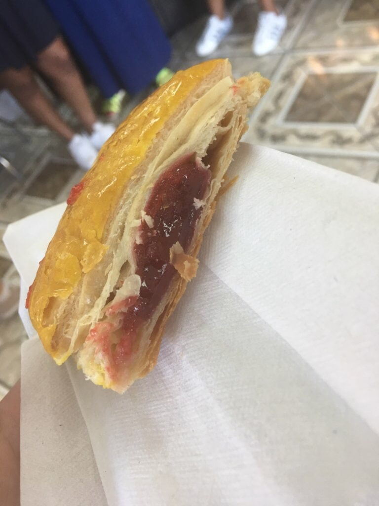 guayaba guava pastelito