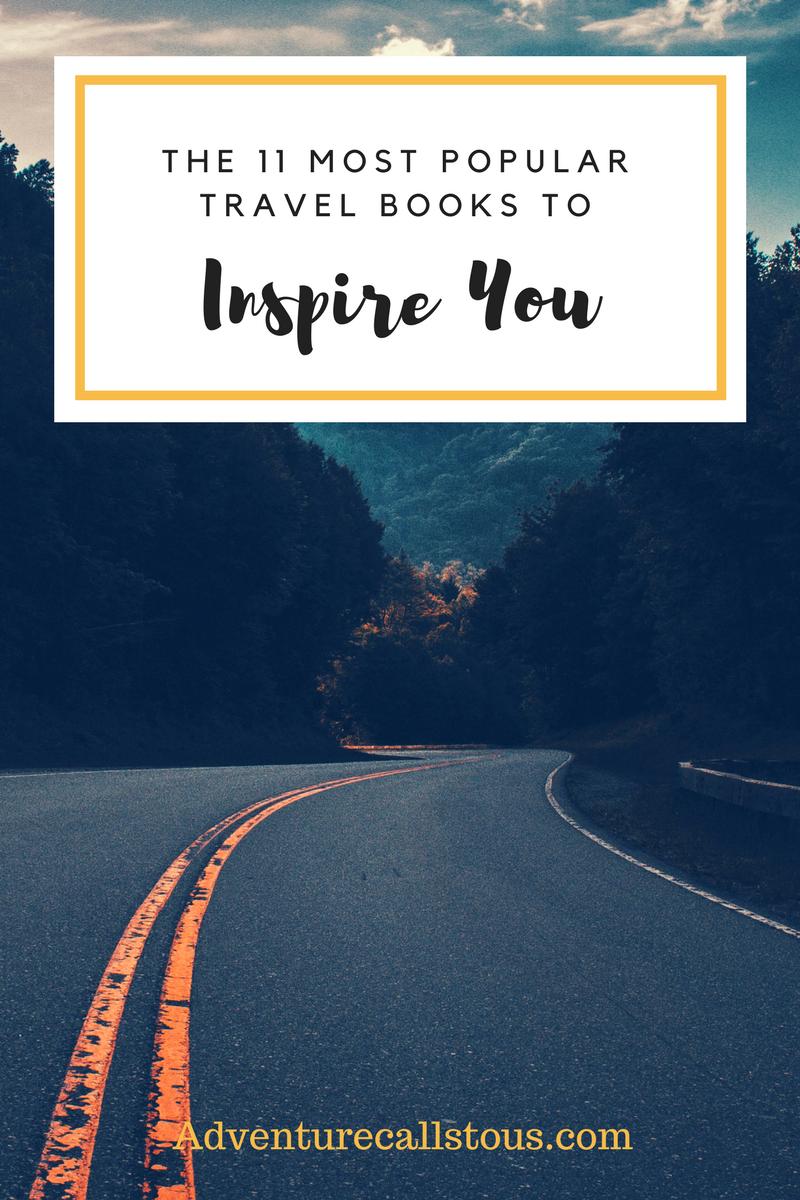 11 popular travel books