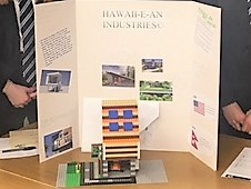 The winning entry - Hawaii-an-industries