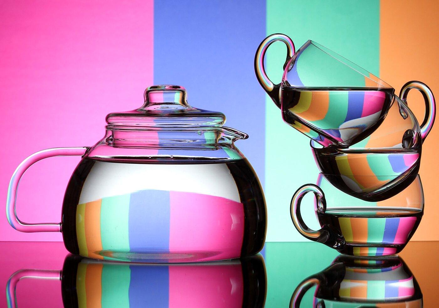 """"""" Psychedelic Tea """", Karen Chappell"""