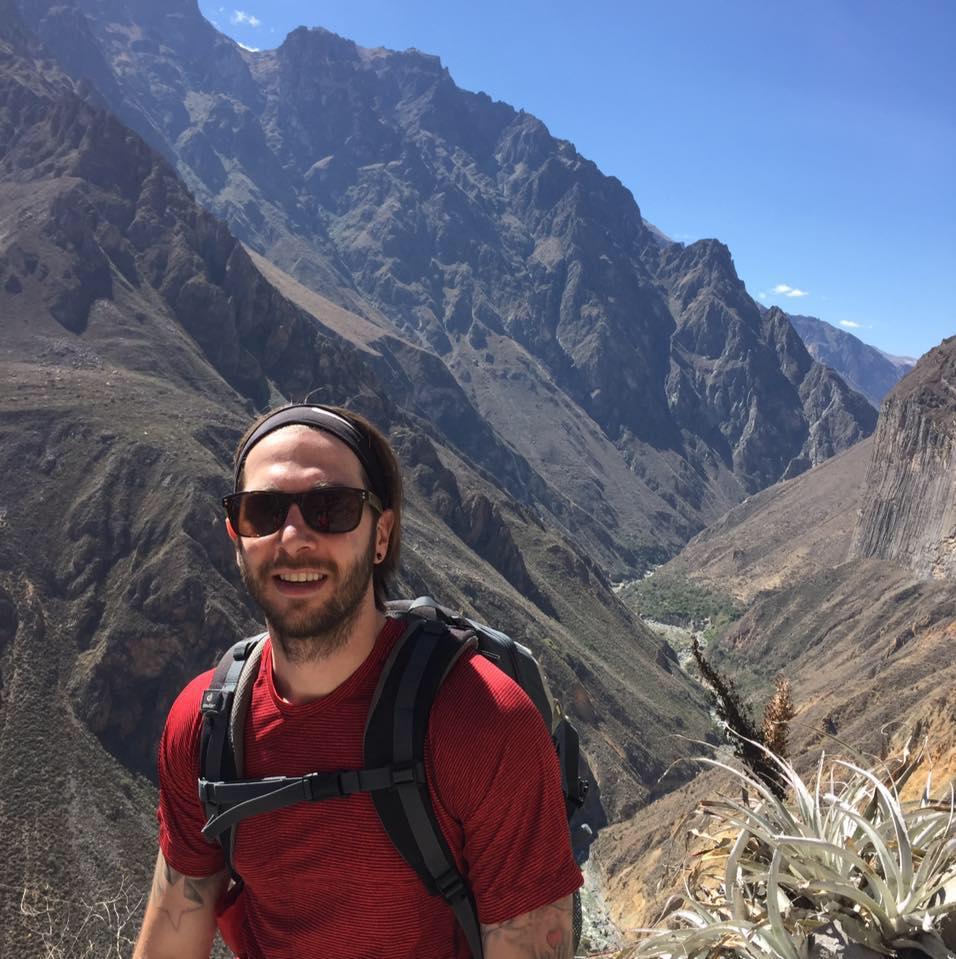 Trekking dans les Andes