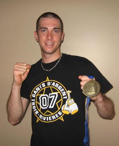 Champion Gant d'argent 2007, 63,5 kg (pas gros!)