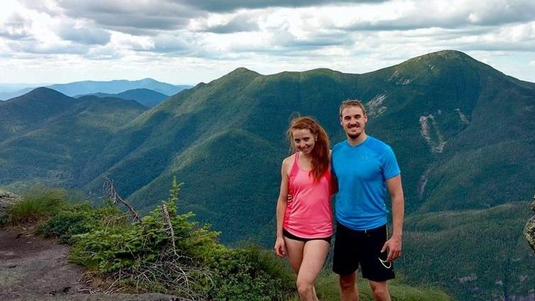 Trekking en duo dans les Adirondacks