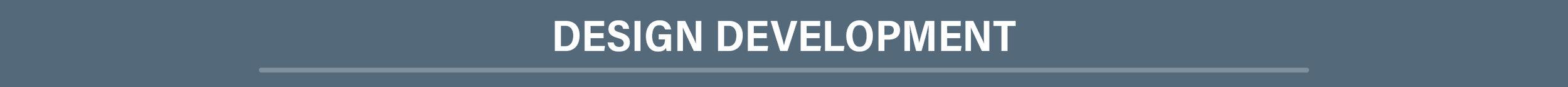 Services Design Development