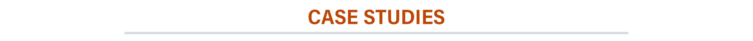 Facility Planning Case Studies