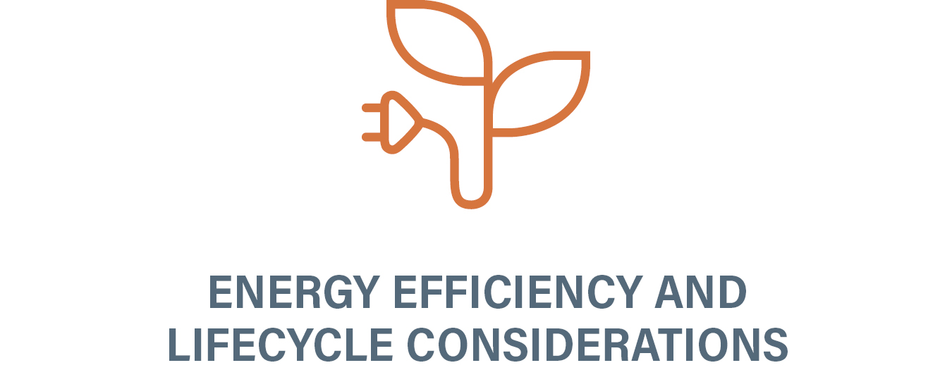 Facility Planning Energy Efficiency Lifecycle