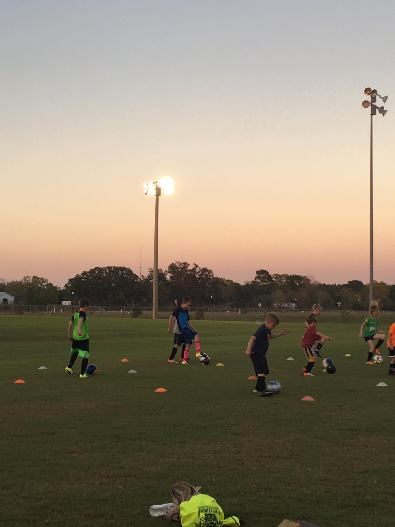 2019 Spring Soccer Begins April 2nd  and runs through April 25th.  2 Training Sessions per week  (Tues & Thur) . . . 6- 7:30 pm   Registration is $60 per child    Ages : 3-17   Register at the Veterans Park Fields (Hicks Road) -  Jan 26, 27 & Feb 4th  OR you can register online here on our  Spring Soccer Registration Page    For more info contact us at   General.FCFC@Gmail.com