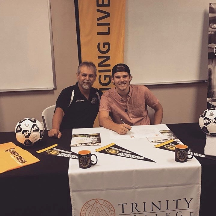 Gavyn Andrews   Trinity College of Florida