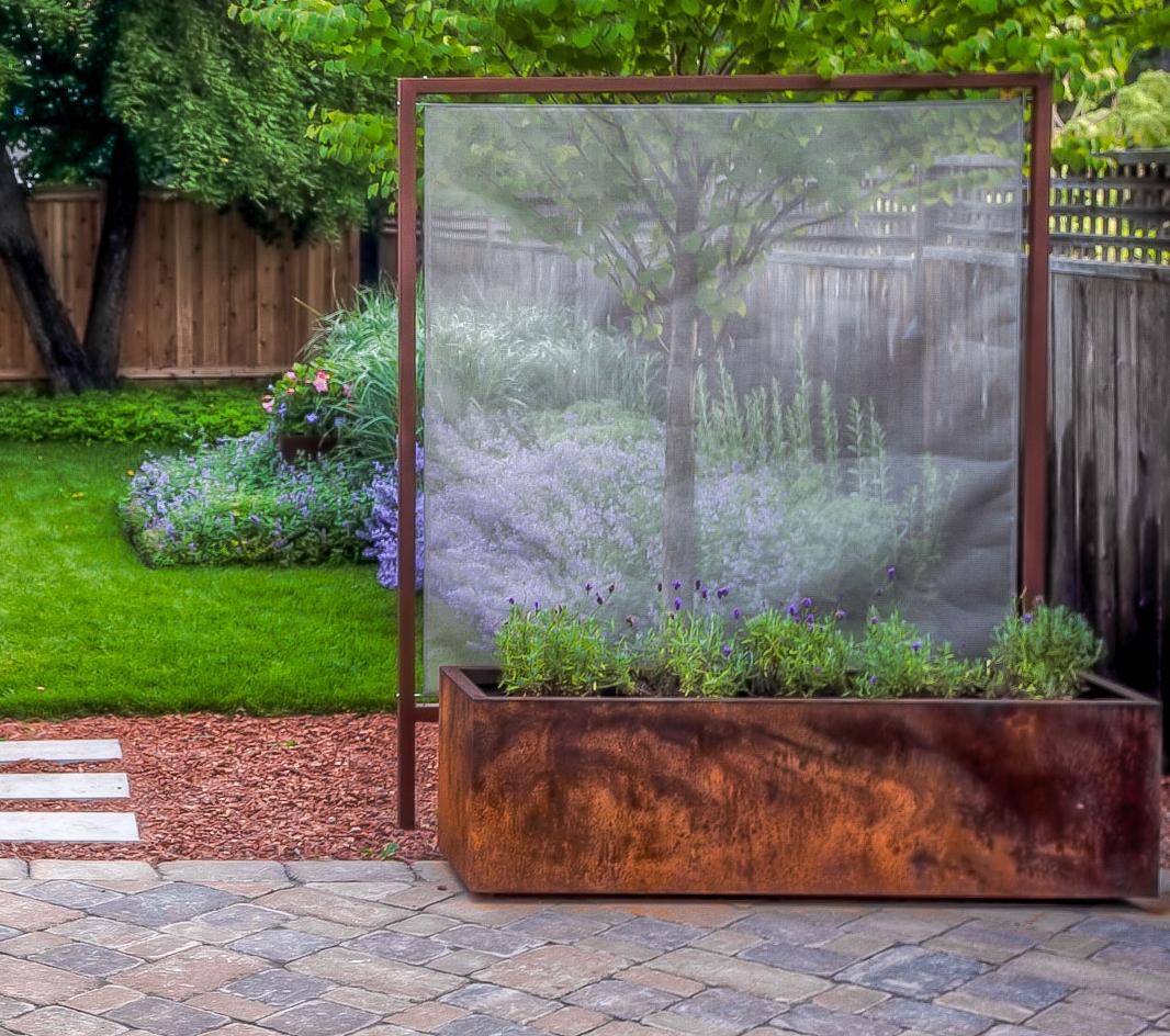 Garden Living corten planters and screens.jpg